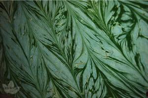 Marmolado Verde - Azul